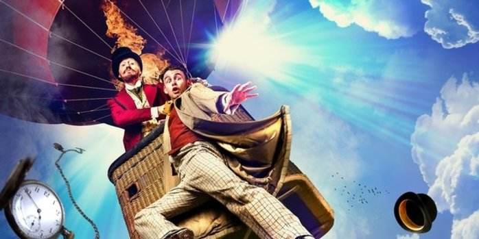 Around the World in 80 Days at Theatre Royal