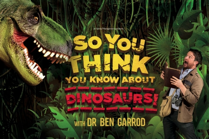 So You Think You Know About Dinosaurs - King's Lynn